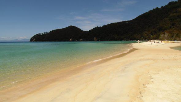 Ein Tag Wandern und am Strand
