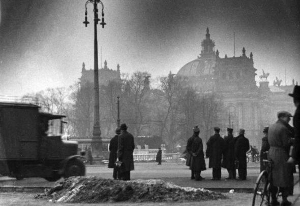 SA zündete den Reichstag an