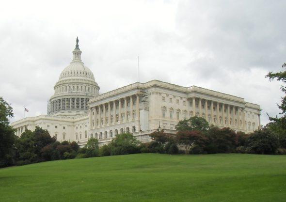 Washington DC: Das Kapitol