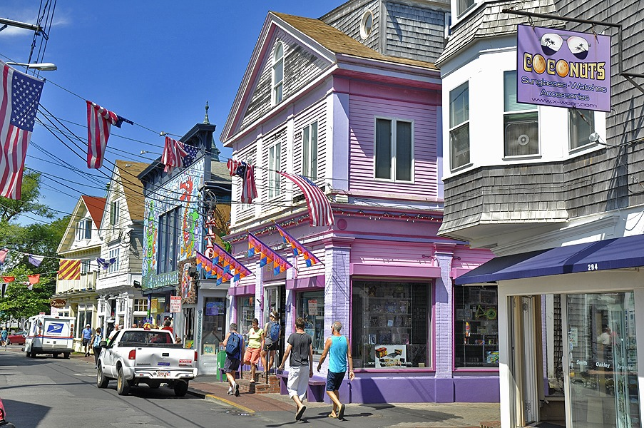 Provincetown, Commercial Street