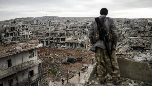 Wenn ich könnte (Kobane)