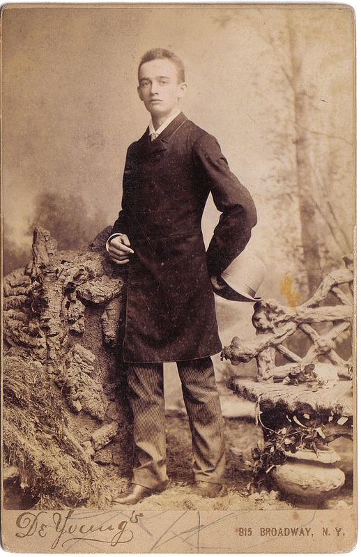 Frederick Trump 1887