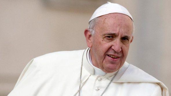 Wahnsinn: Papst appelliert an Vernunft!