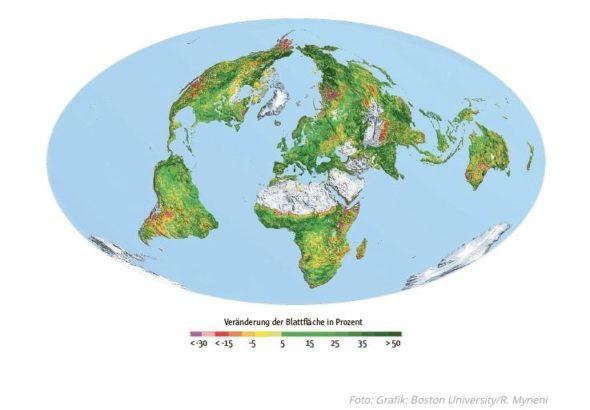 Die Welt wird wärmer, ärmer, chaotischer