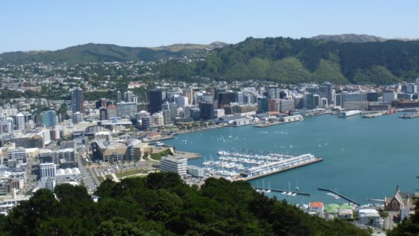Be well in Wellington