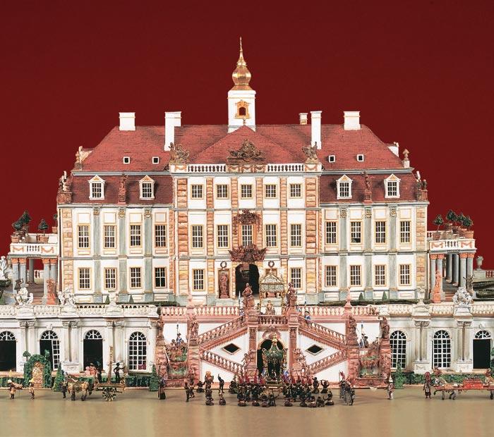 Ausschnitt Schloss Eulenlust