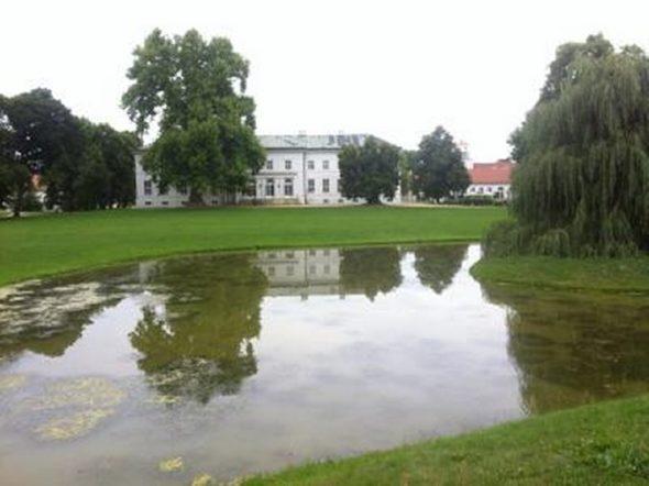 Das Schloss von Marxwalde
