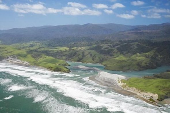 Klimakrise führte nach Neuseeland