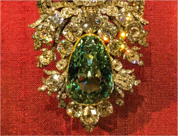 Der große grüne Diamant